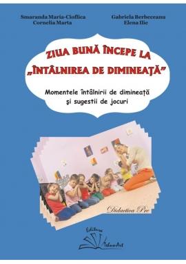"""ZIUA BUNĂ ÎNCEPE LA """"ÎNTÂLNIREA DE DIMINEAŢĂ"""""""