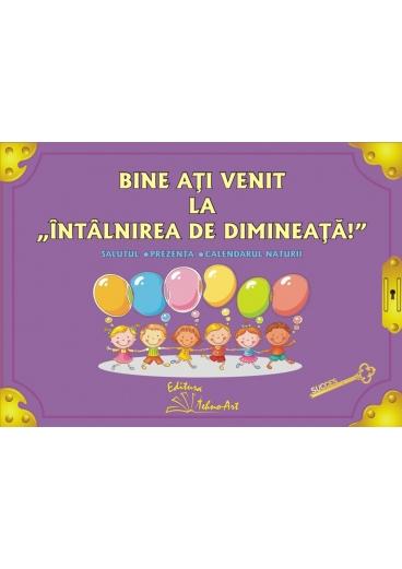 """BINE AȚI VENIT LA """"ÎNTÂLNIREA DE DIMINEAȚĂ"""""""