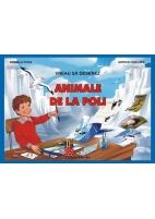 VREAU SĂ DESENEZ ANIMALE DE LA POLI (5-6/7 ani)