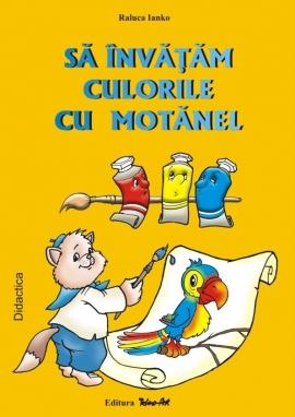 Sa invatam culorile cu Motanel (4-5 ani)